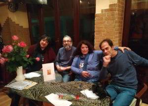 Εκδόσεις Ανάτυπο - Μαρία Ξανθοπούλου Οι ανεμώνες που δεν ξέχασα βιβλιοπαρουσίαση1